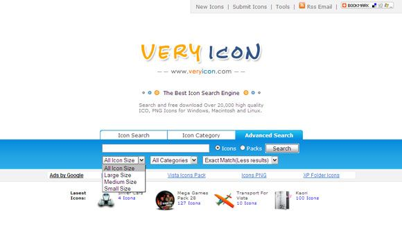 best free icons search engines
