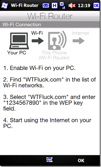 How To Set Up a Wireless Home Network With Just a Mobile WMWifi3
