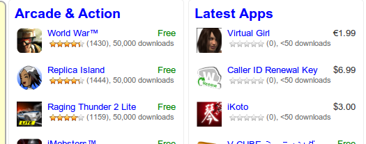 android apps repository