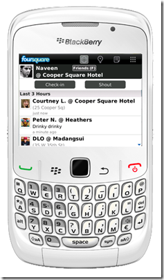 free blackberry storm apps