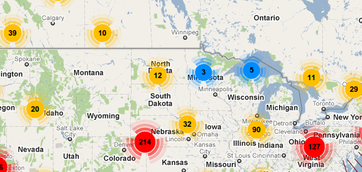 chatroulette2   ChatRouletteMap: Reveals The Location Of Anonymous ChatRoulette  Users