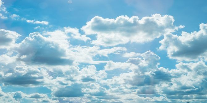 How To Easily Create Clouds In Photoshop