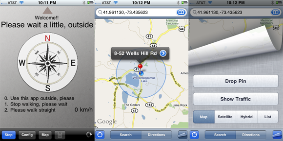 best iphone compass app
