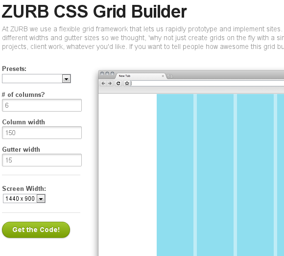 create css grid