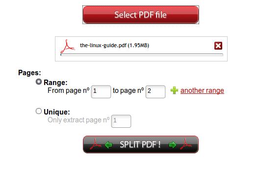 free pdf merger and splitter