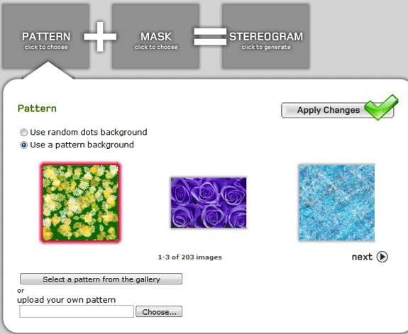 image thumb10   EasyStereogramBuilder: Generate Magic Eye Stereograms Online