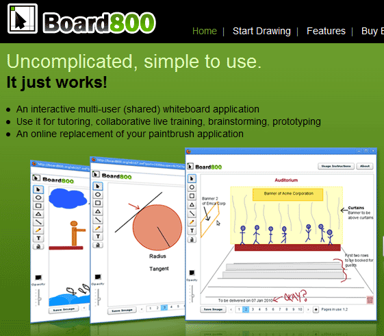 multi user whiteboard