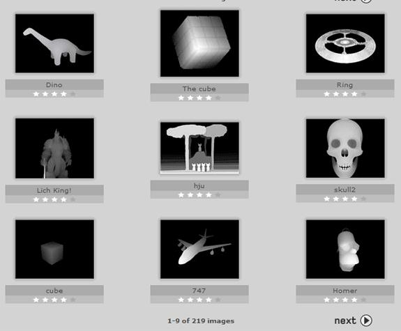 image thumb11   EasyStereogramBuilder: Generate Magic Eye Stereograms Online
