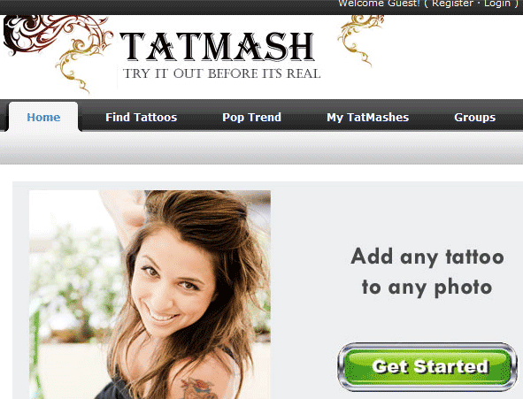 image thumb117   TatMash: See How Tattoos Look On Your Body