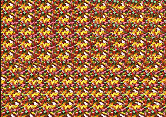 generate magic eye