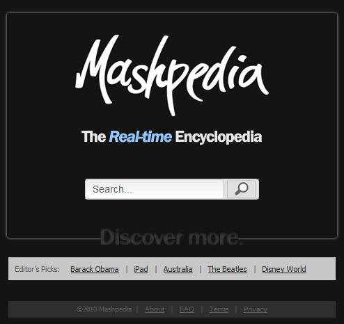Wbls Mashpedia The Real Time Encyclopedia
