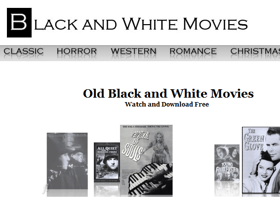 image thumb49   Bnwmovies: Watch Classic Old Movies Online