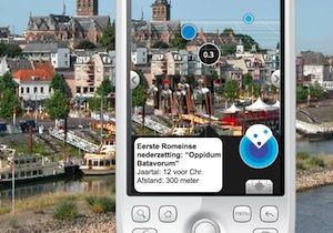 Layar – A Versatile Augmented Reality For iPhone & Android