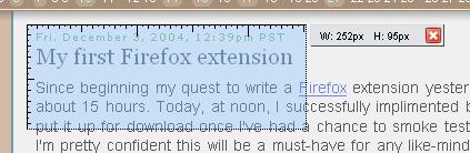 ruler extension