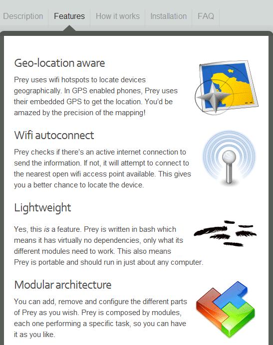 track your stolen laptop