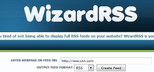 full rss feeds