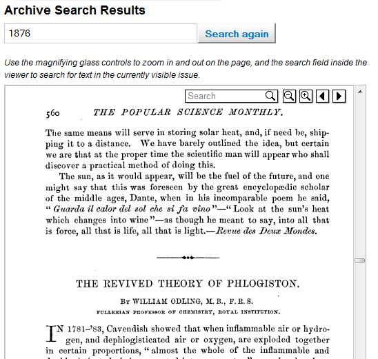 popular science magazine online