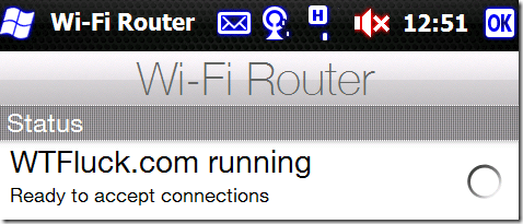 How To Set Up a Wireless Home Network With Just a Mobile wmwifi5