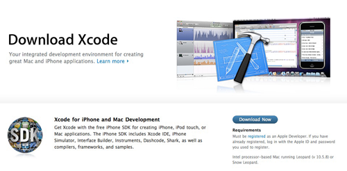 How To Develop A Simple iPhone App & Submit It To iTunes xcode