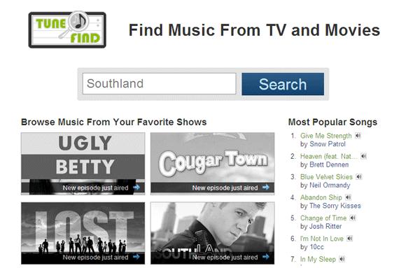 10 Websites for TV Show & Movie Soundtracks