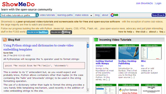 12 Great Free Video Tutorial Sites To Brush Up Your Tech Skills Video Tutorial09