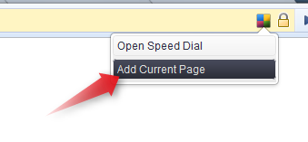 speed dial for chrome