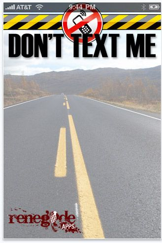 dont text me   Dont Text Me: Auto Reply Text Messages While You Are Busy