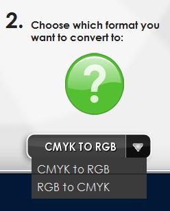 convert cmyk image to rgb