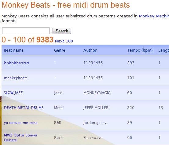 free online drum machine