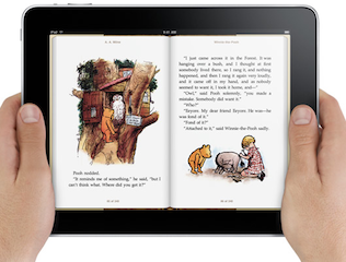 Reading Ebooks on the iPad With iBooks & Amazon Kindle [Mac]