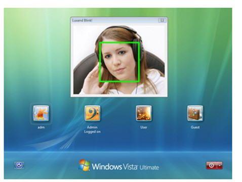 face recognition login