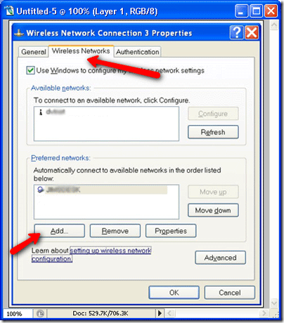 setup local area network