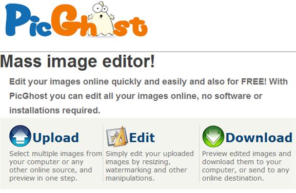 mass image editing