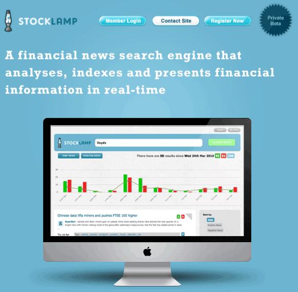 stock market news update
