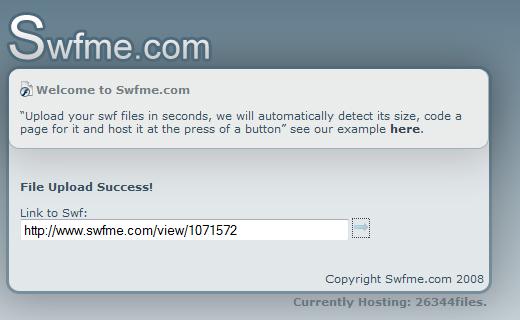 view swf files online