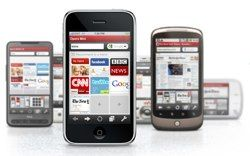Optimize Your Mobile Browsing With The Opera Mini Browser