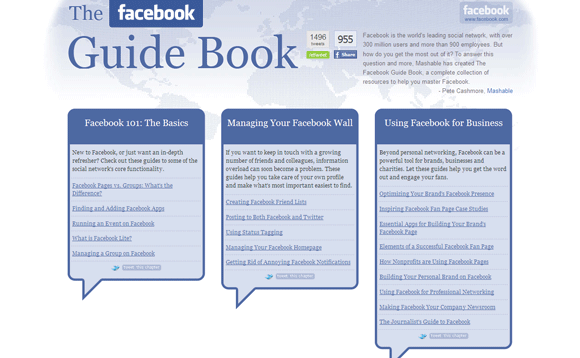 articles about facebook