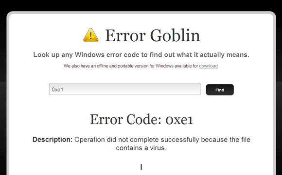 Top 10 Websites for Error Codes & Troubleshooting error codes 01