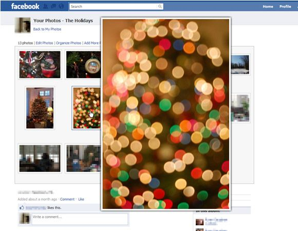 facebook zoom11   Photo Zoom: Enlarge Facebook Photos By Hover Mouse Pointer (Firefox + Chrome)