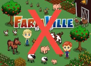 3 Tips and Tricks to Avoid FarmVille on Facebook