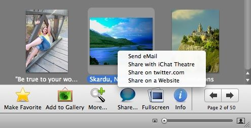 Total Access to Flickr Account from your Mac [MakeUseOf Giveaway] flickeryshare