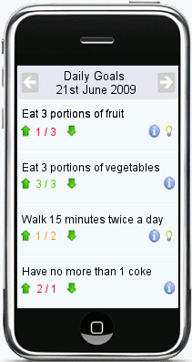 goalhappy1   GoalHappy: Goal Setting Application with Progress Tracking