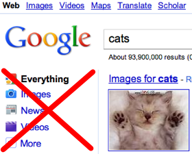 4 Ways To Ditch The New Google Search Sidebar