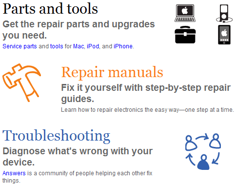 free online repair manuals