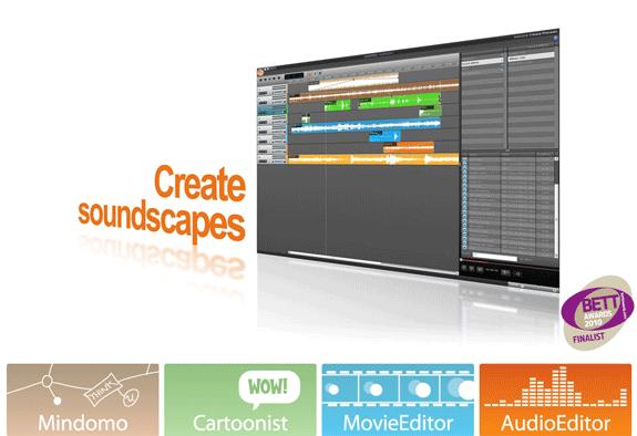 image thumb58   Creaza: Free Multimedia Tools For Kids Online