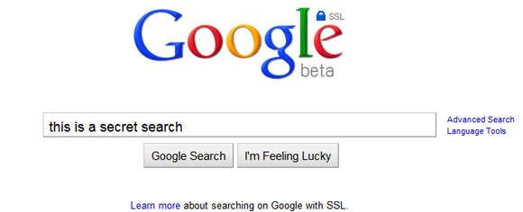 search google privately