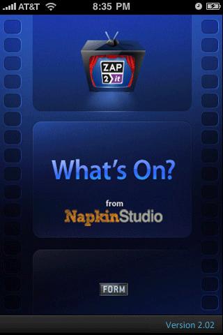 mobile tv guide app