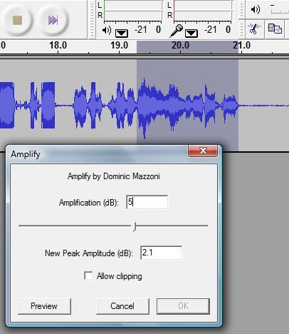 how to cancel background noise in audacity