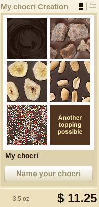 mychocolate2   CreateMyChocolate.com: Custom Candy Design Service