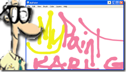myPaint – A Free Painting Application With Photoshop Features